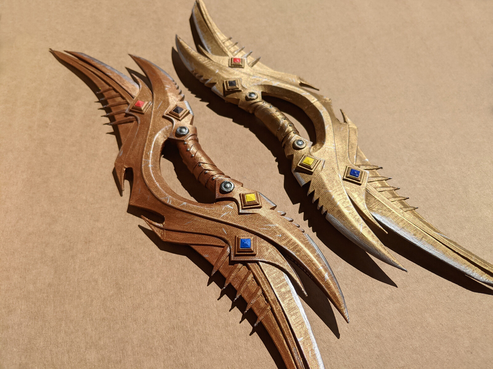 The Claw of the Khan-Ur 3D print