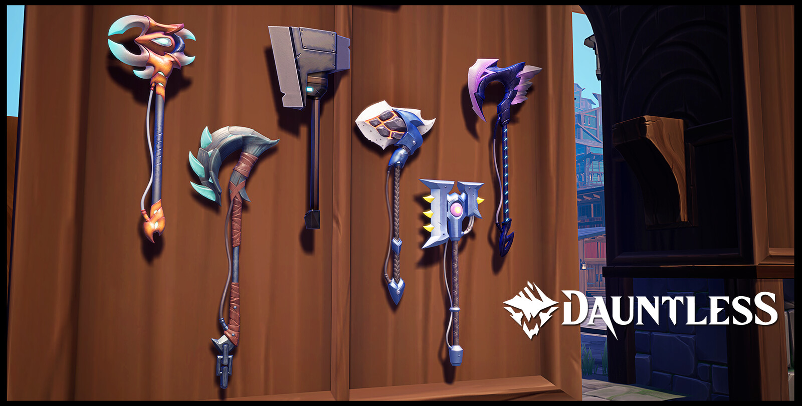 Which weapon type does the most damage? Do you even have to axe...