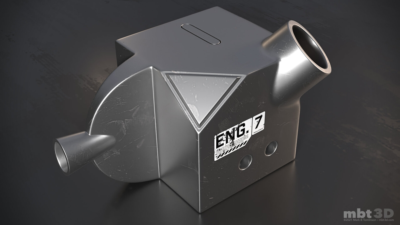 Cube Pipe: