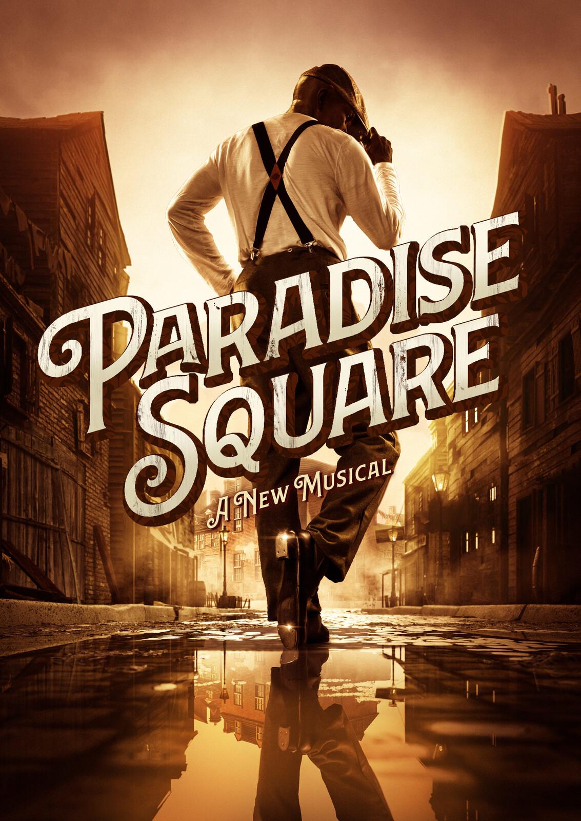 Paradise Square Broadway Show