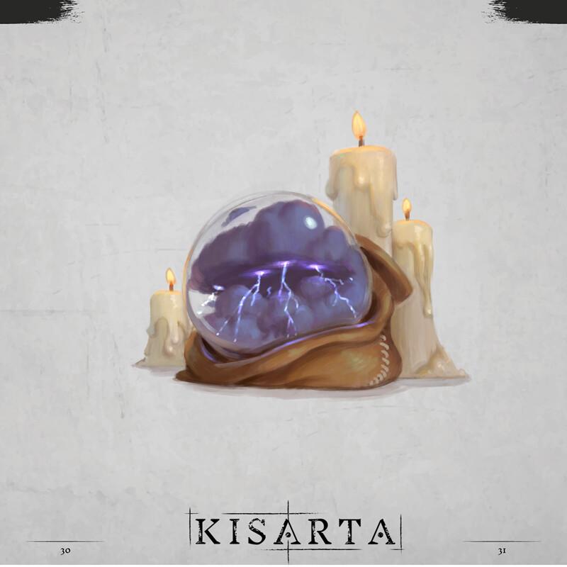 Kisarta - Tempest Sphere