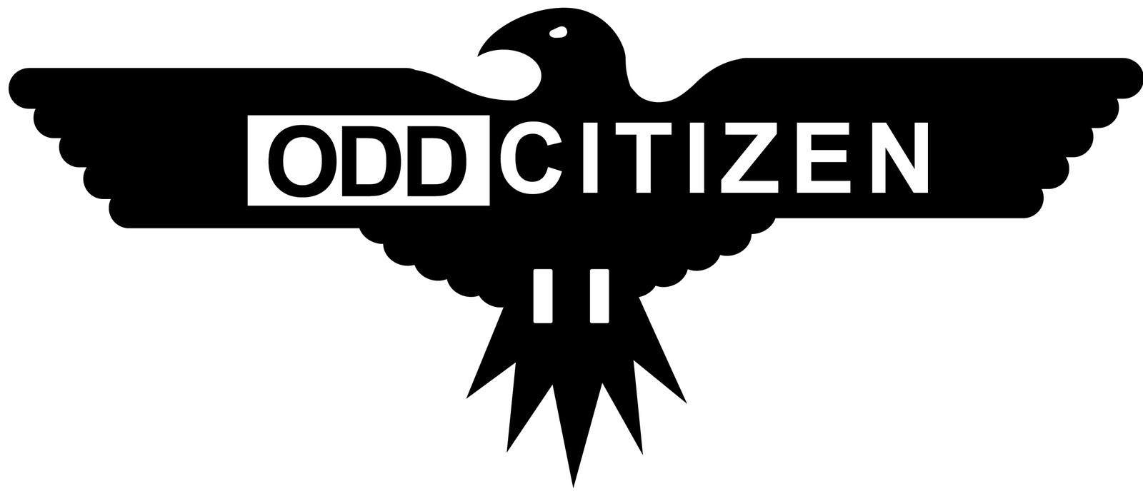 Odd Citizen Logo