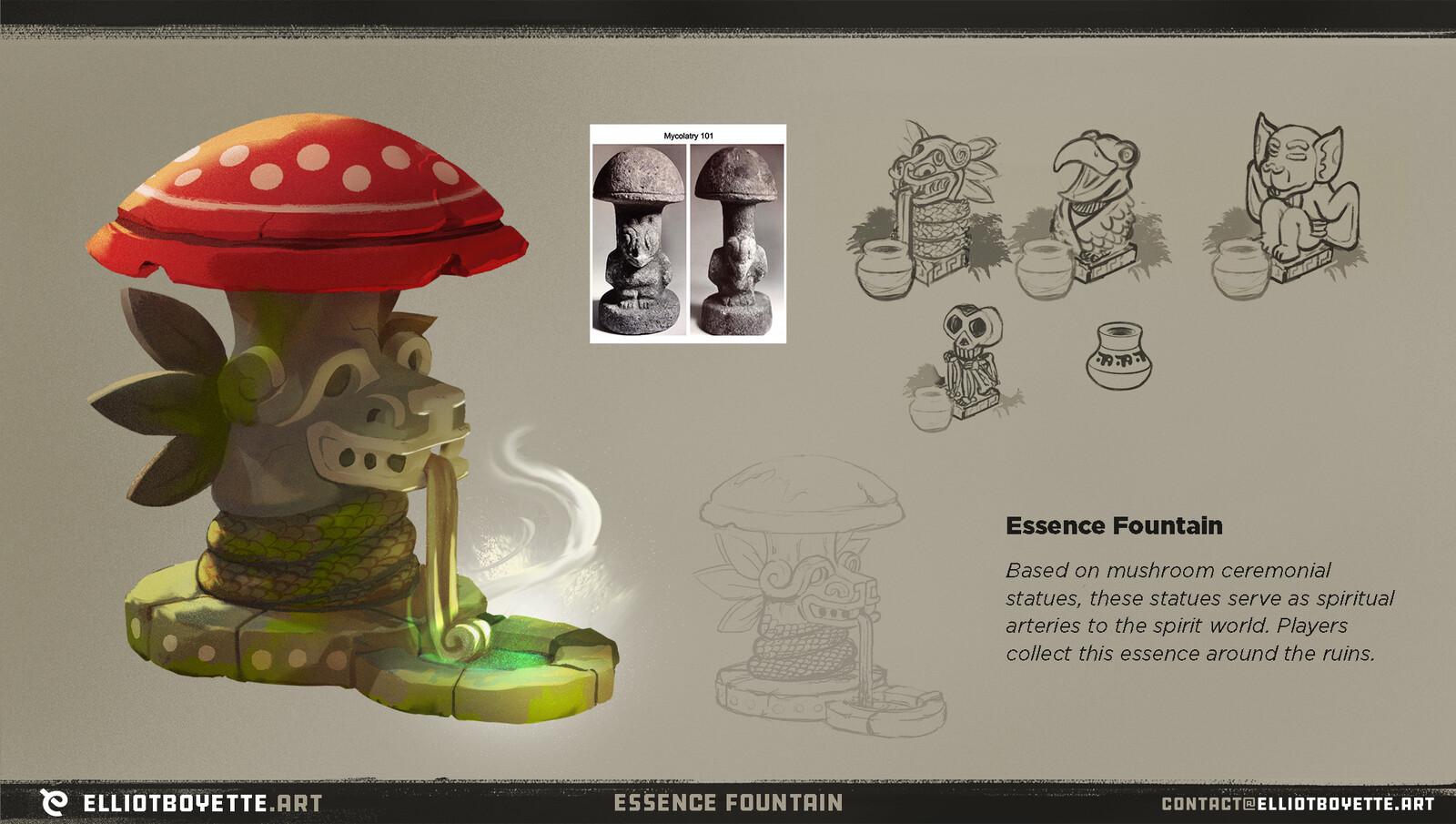 Essence Fountain [Mend]