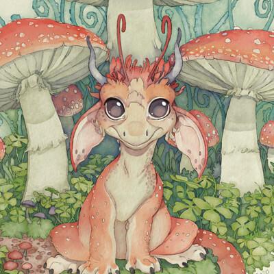 Agaric Dragon