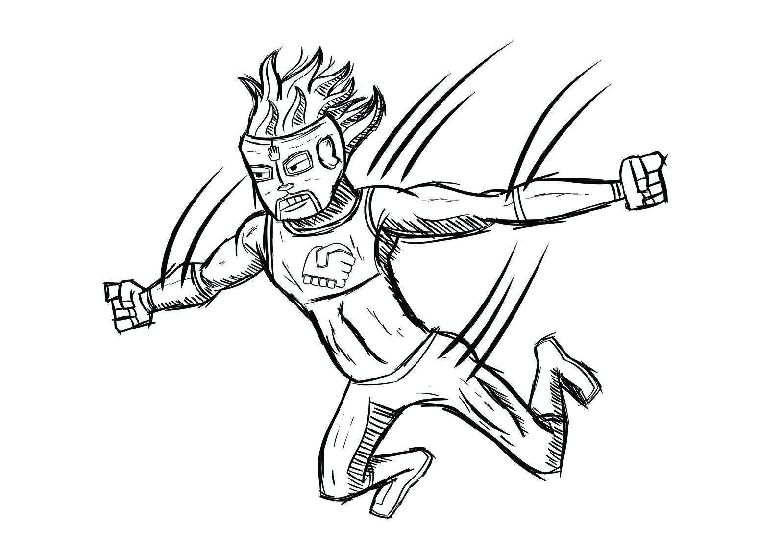 Lucha Hero