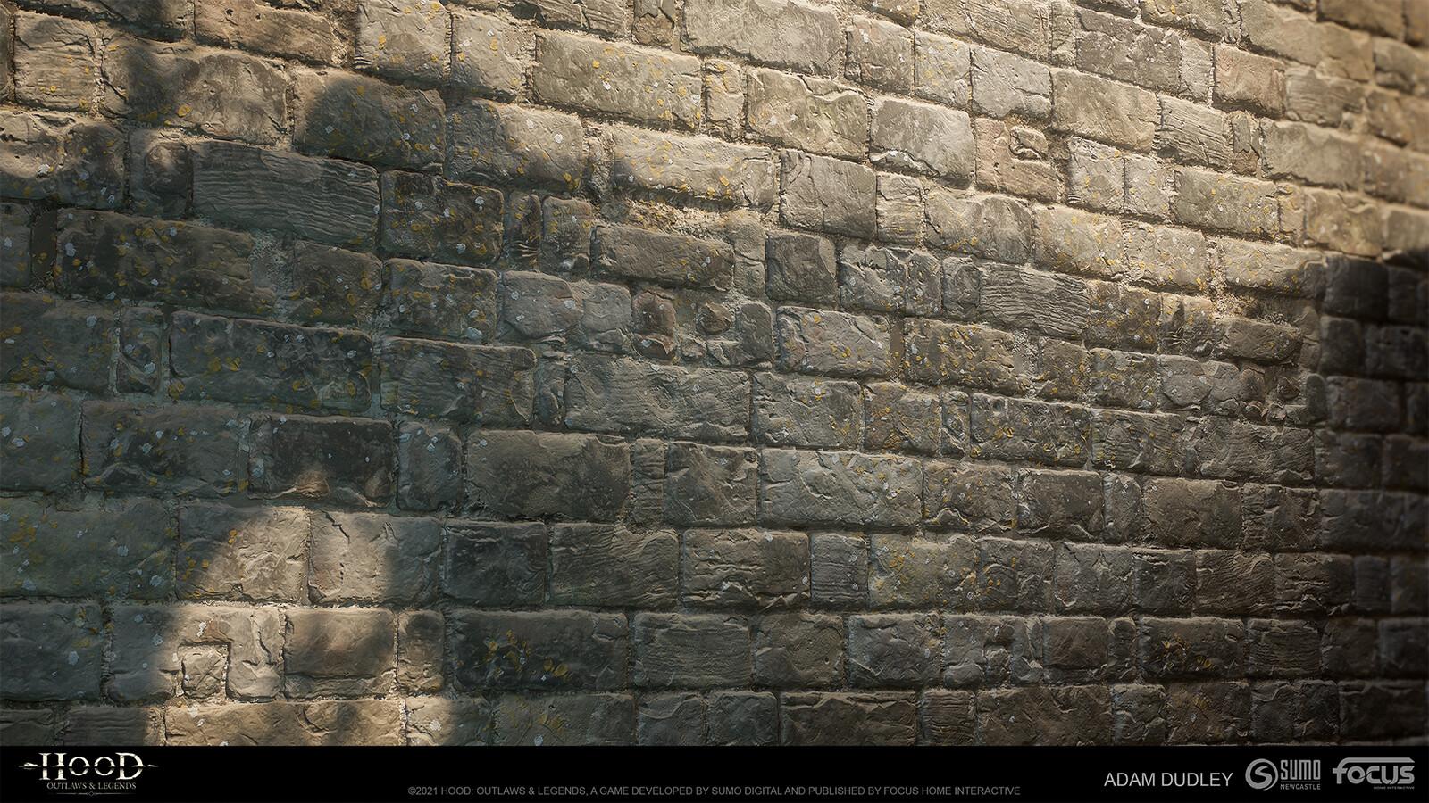 Castle Stone Older