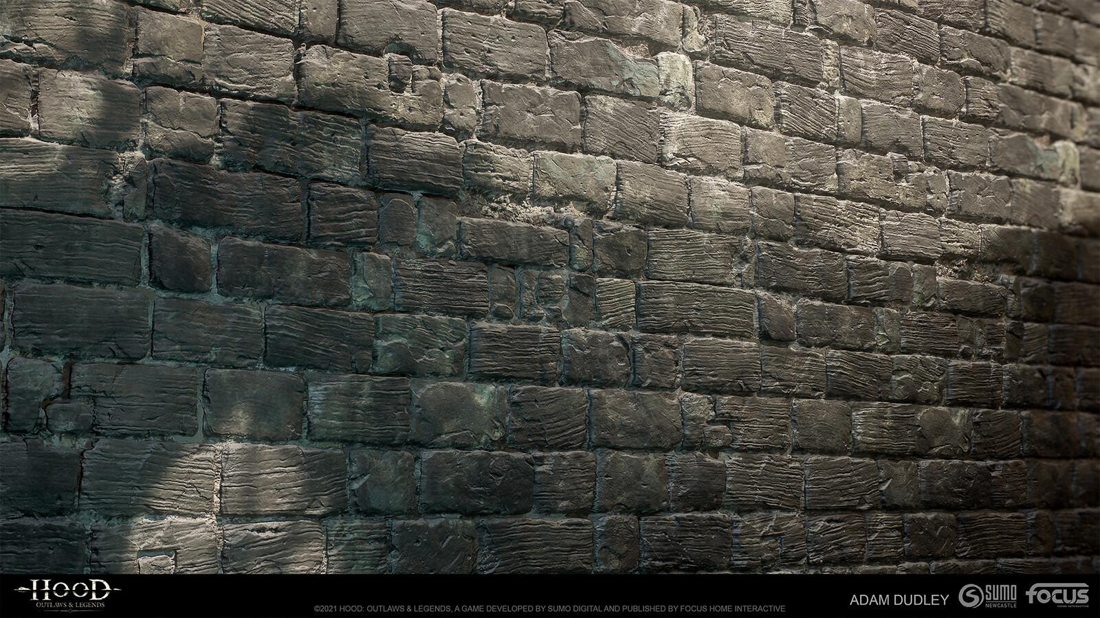 Castle Stone dark variation