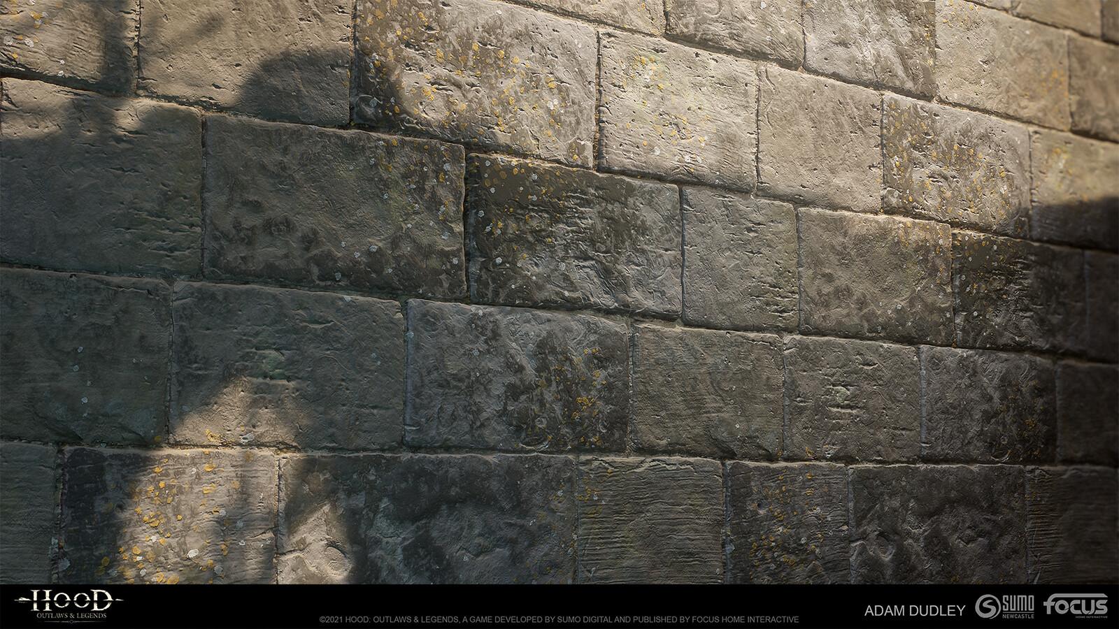 Castle Stone larger blocks