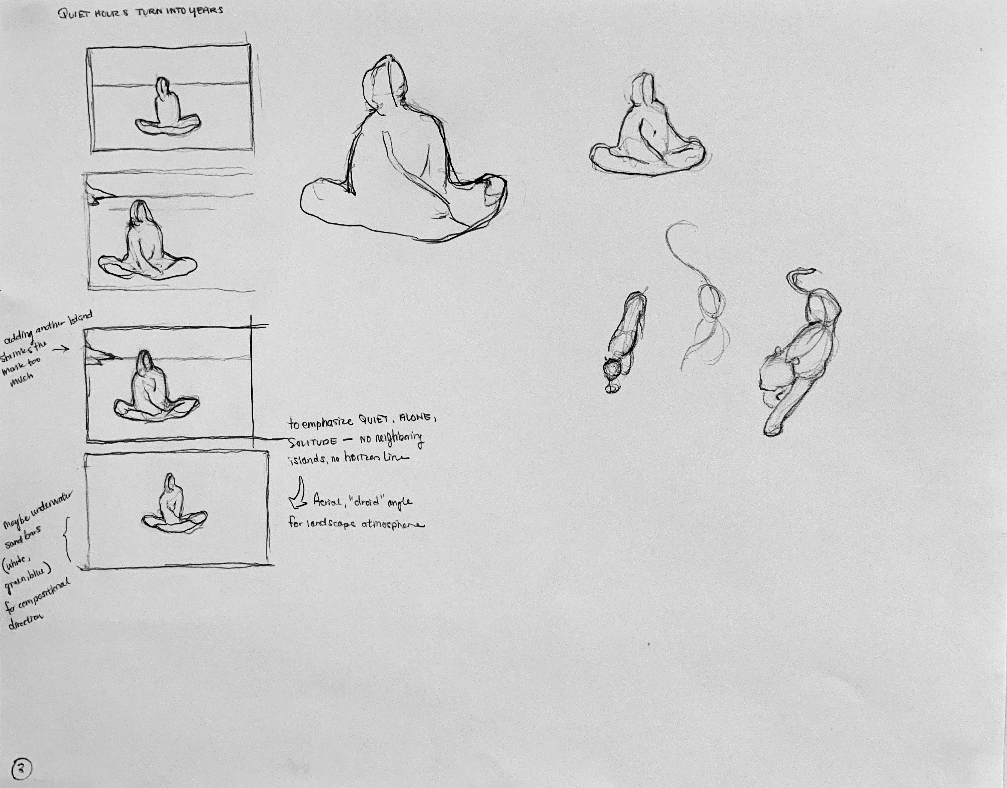 Compositional Sketches (Page 3)