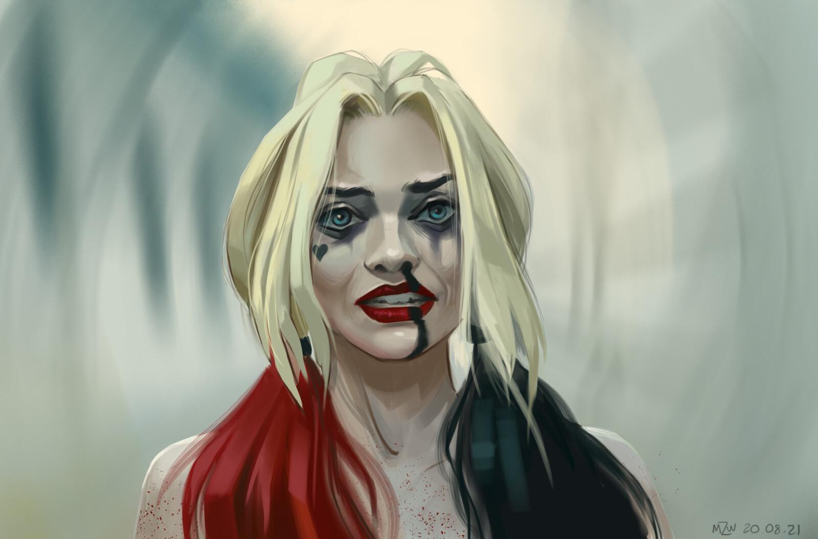 Harley Quinn Study ♥