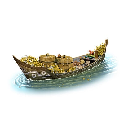 Gunship revolution pathfinder funeral boat final hinch