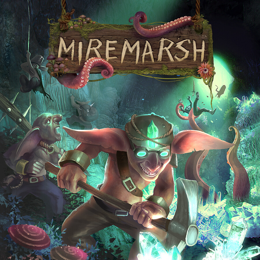 Miremarsh - Undermire Cover Art