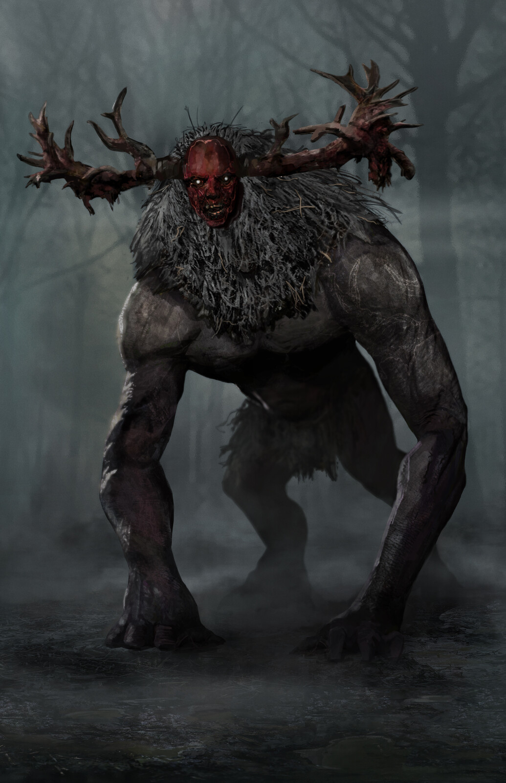 The Feral - Beast