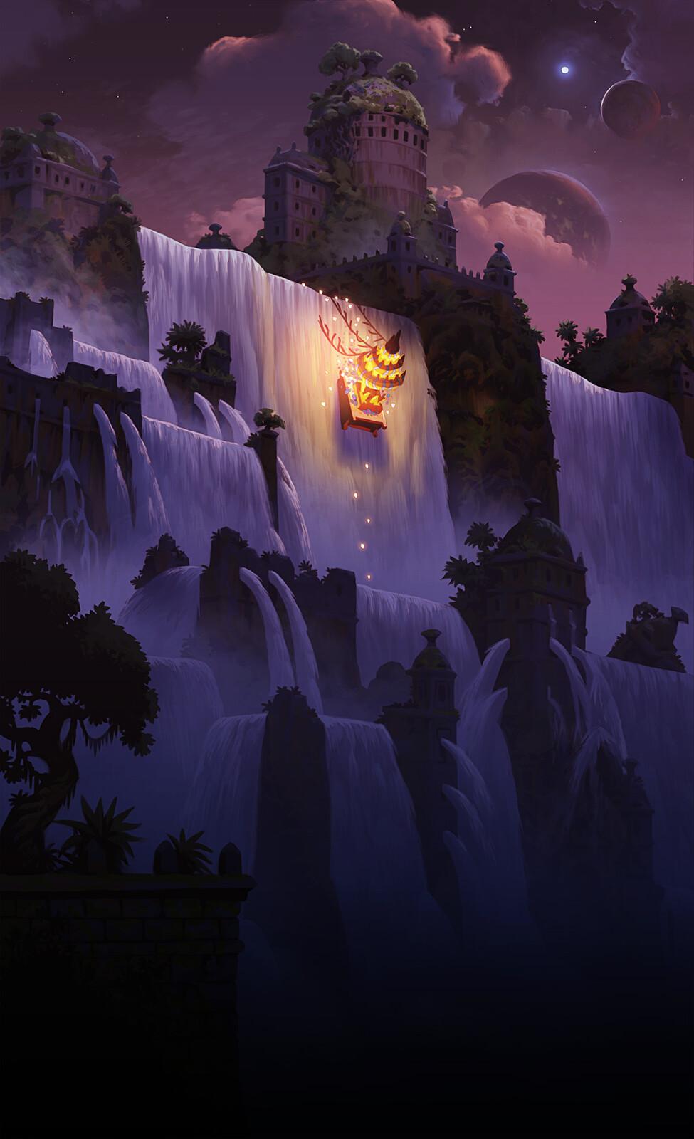 The Wormworld Saga - Chapter 5, Panel 39