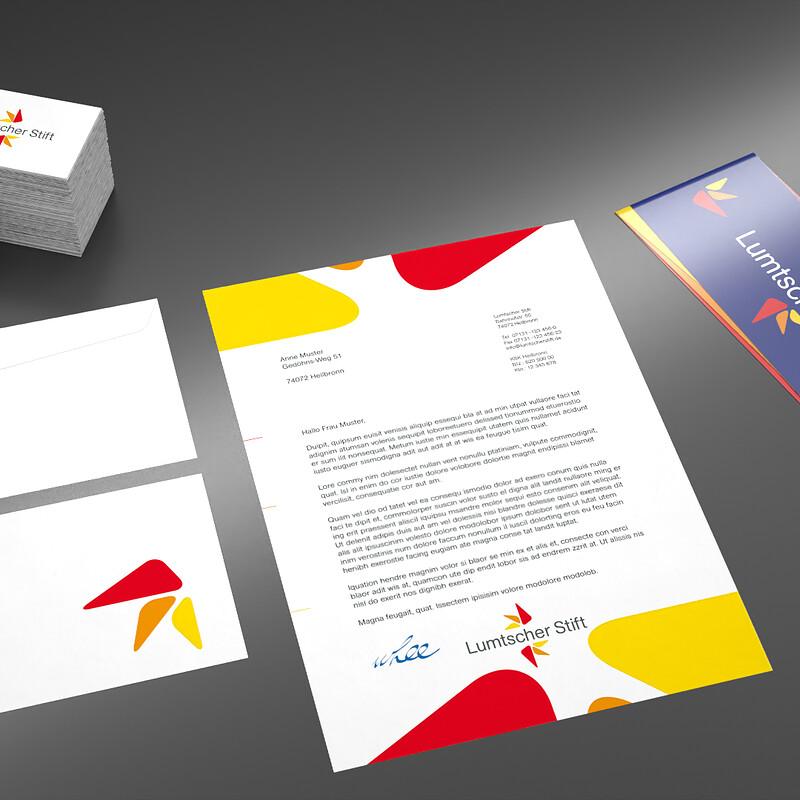 NPO for children's foundation CD + brochure