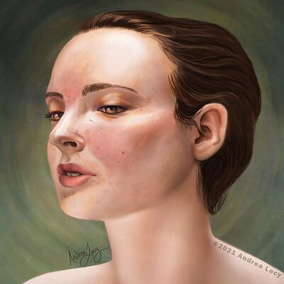 Andrea lacy portrait