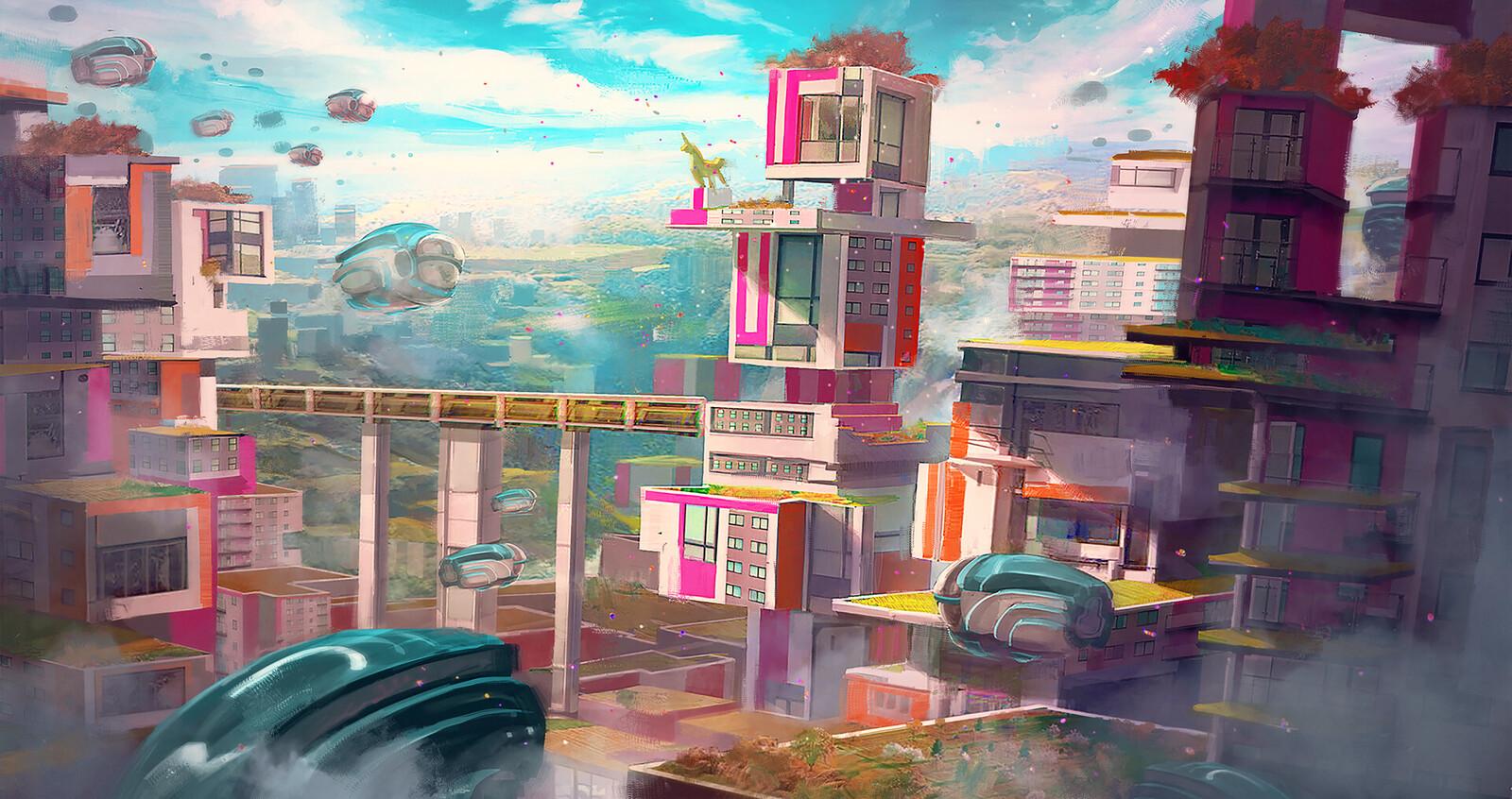 THU Future City