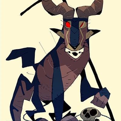 Satoshi matsuura 2021 03 12 beast demon s