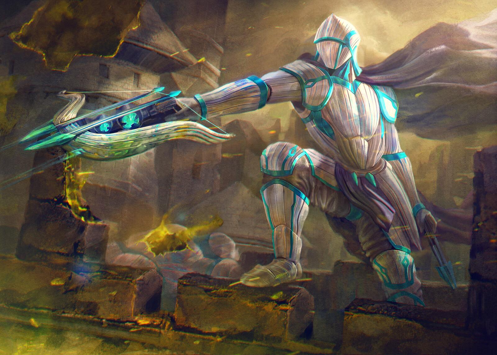 Garthal Armorpiercer