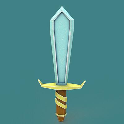 Filip radev sword 2