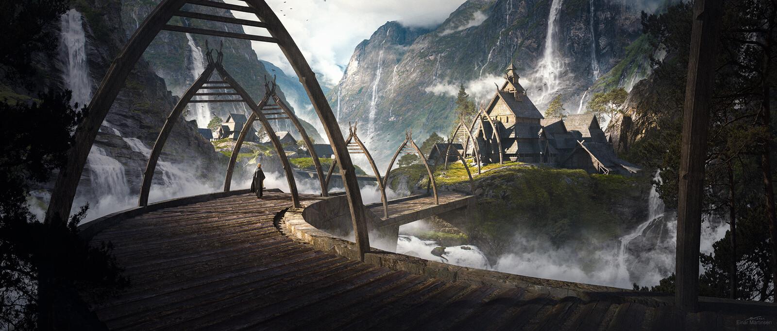 Freyr Village