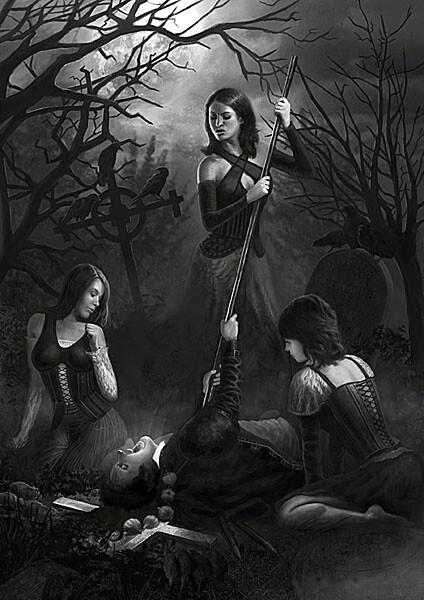 Impaling Van Helsing