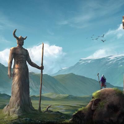 Niwa jongkind valley of ancients 2