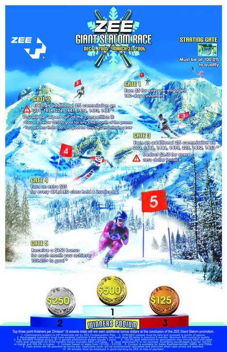 Giant Slalom Race