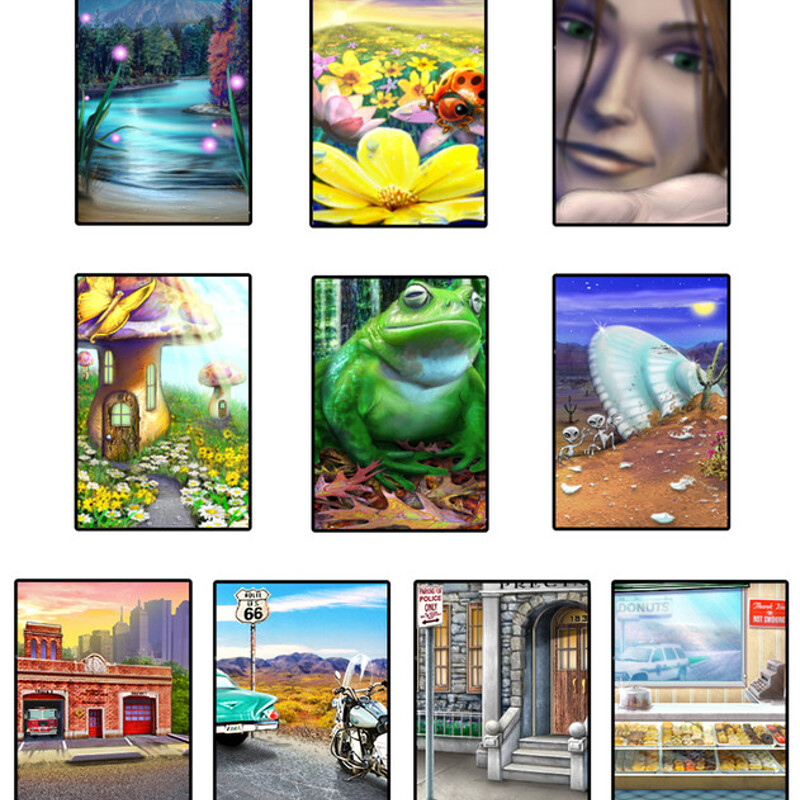 SONY Avatar Backgrounds