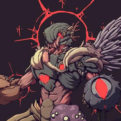 A shipwright cosmic horror fusion