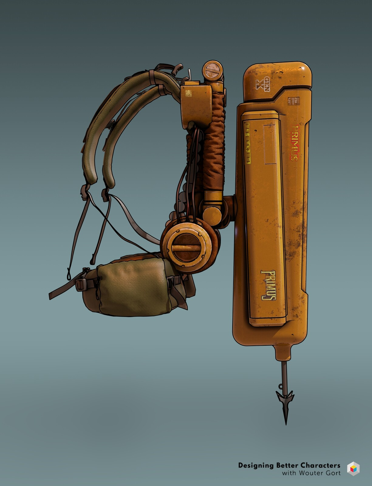harpoon design