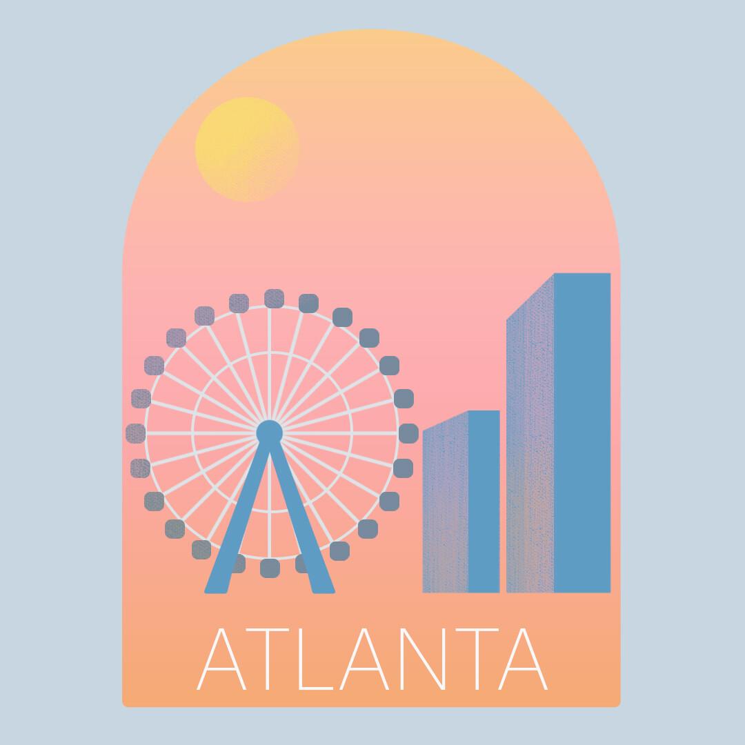 Location Feature: Atlanta (Instagram)
