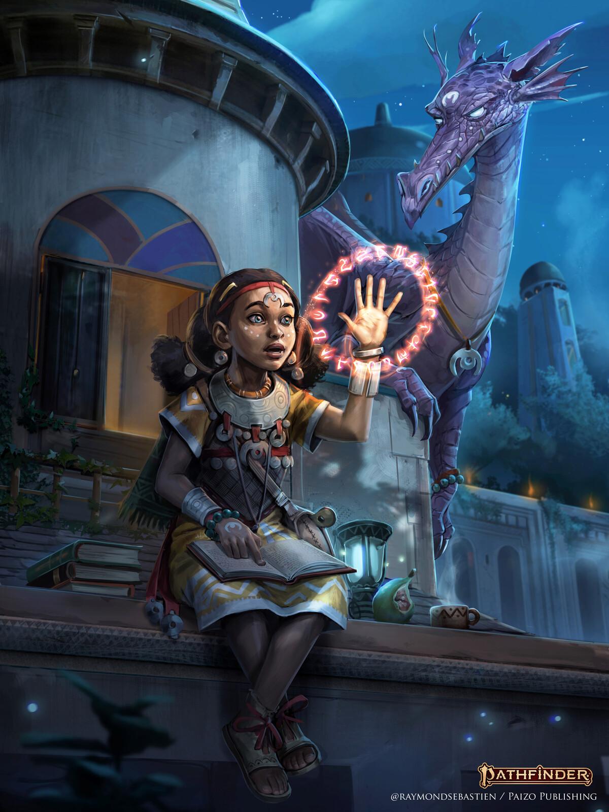 Pathfinder : Essential of Magic