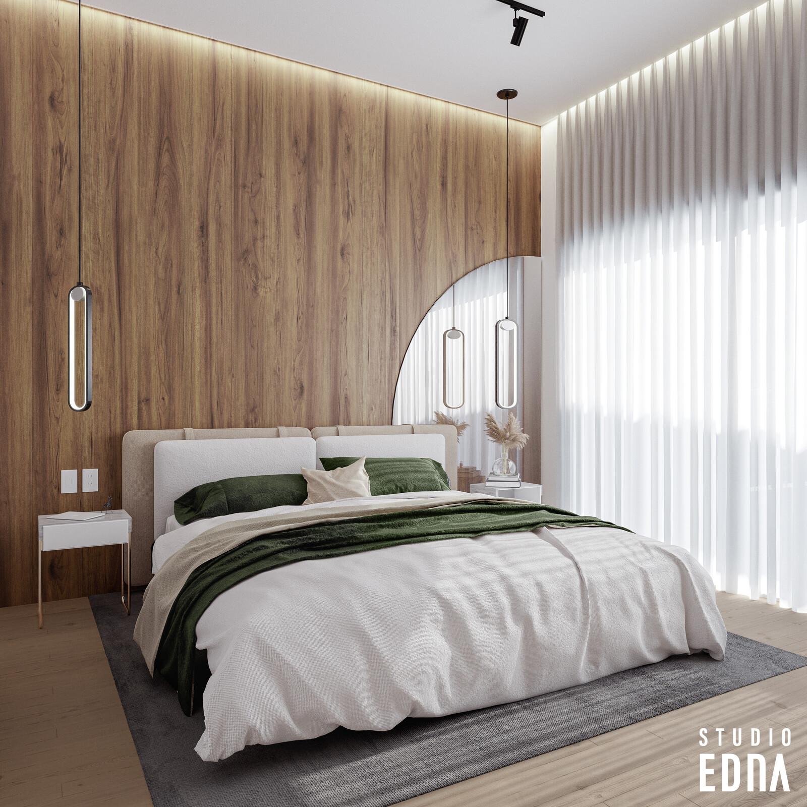 Studio Edna - CG Interior