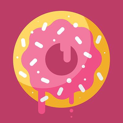 Philip e smuland new donut pinkback
