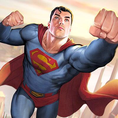 David nakayama superman mot final 1200v