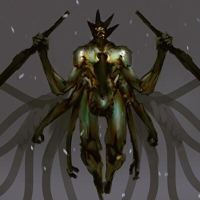 Benedick bana demon guard final lores