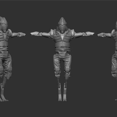 Robot Fashion #6