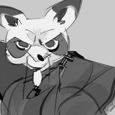 Shifu ( Kung Fu Panda )