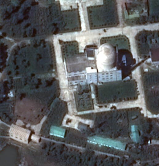 Sample 01 Example of source material for project build - DPRK ELWR (Experimental Light Water Reactor)  Yongbyon Nuclear Scientific Research Center: Experimental Light Water Reactor