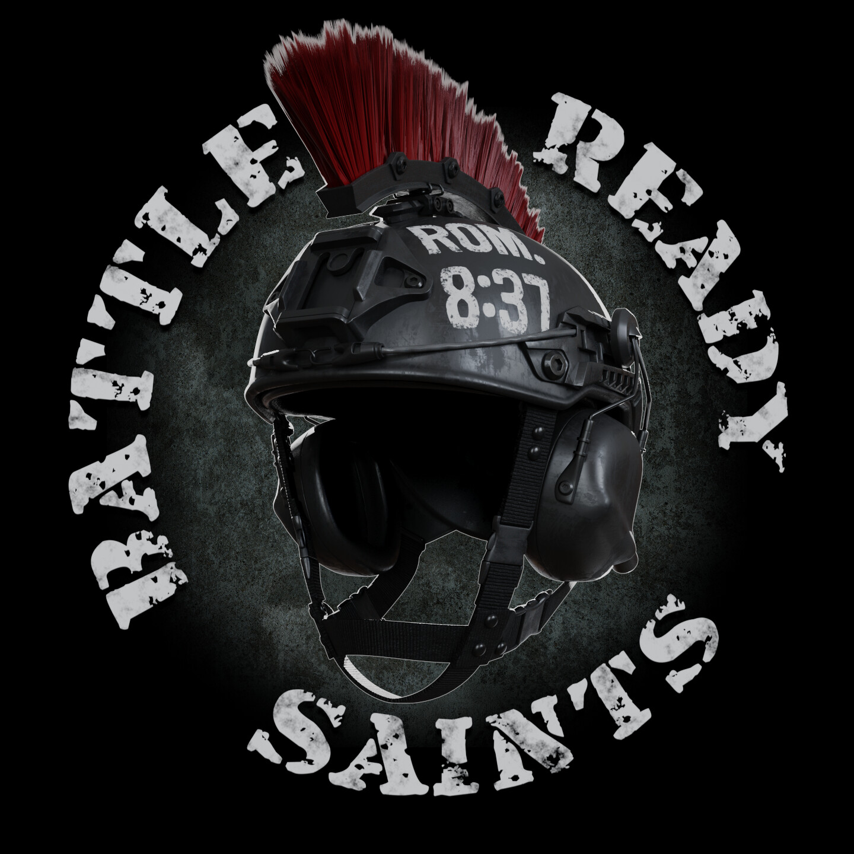 Logo: Battle Ready Saints