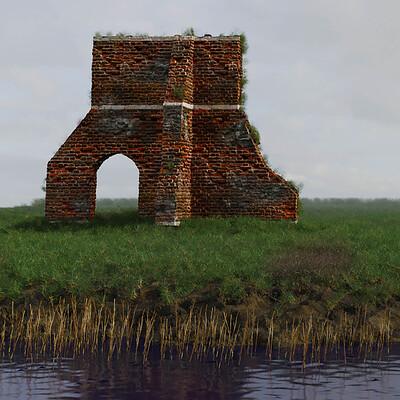 Richard huard grass isolation 2021
