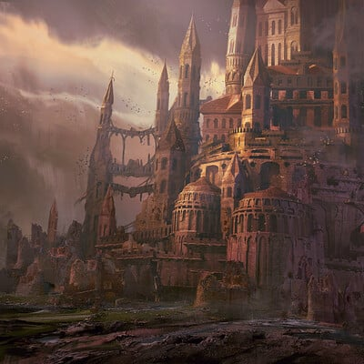 Anh le castle city final