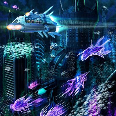 Daniel acosta oasis ii underwater da g