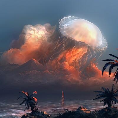 Alex rommel jellyfish final ohne rand res25