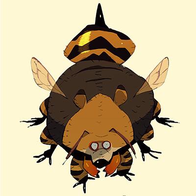 Satoshi matsuura 2021 09 07 honey bear s