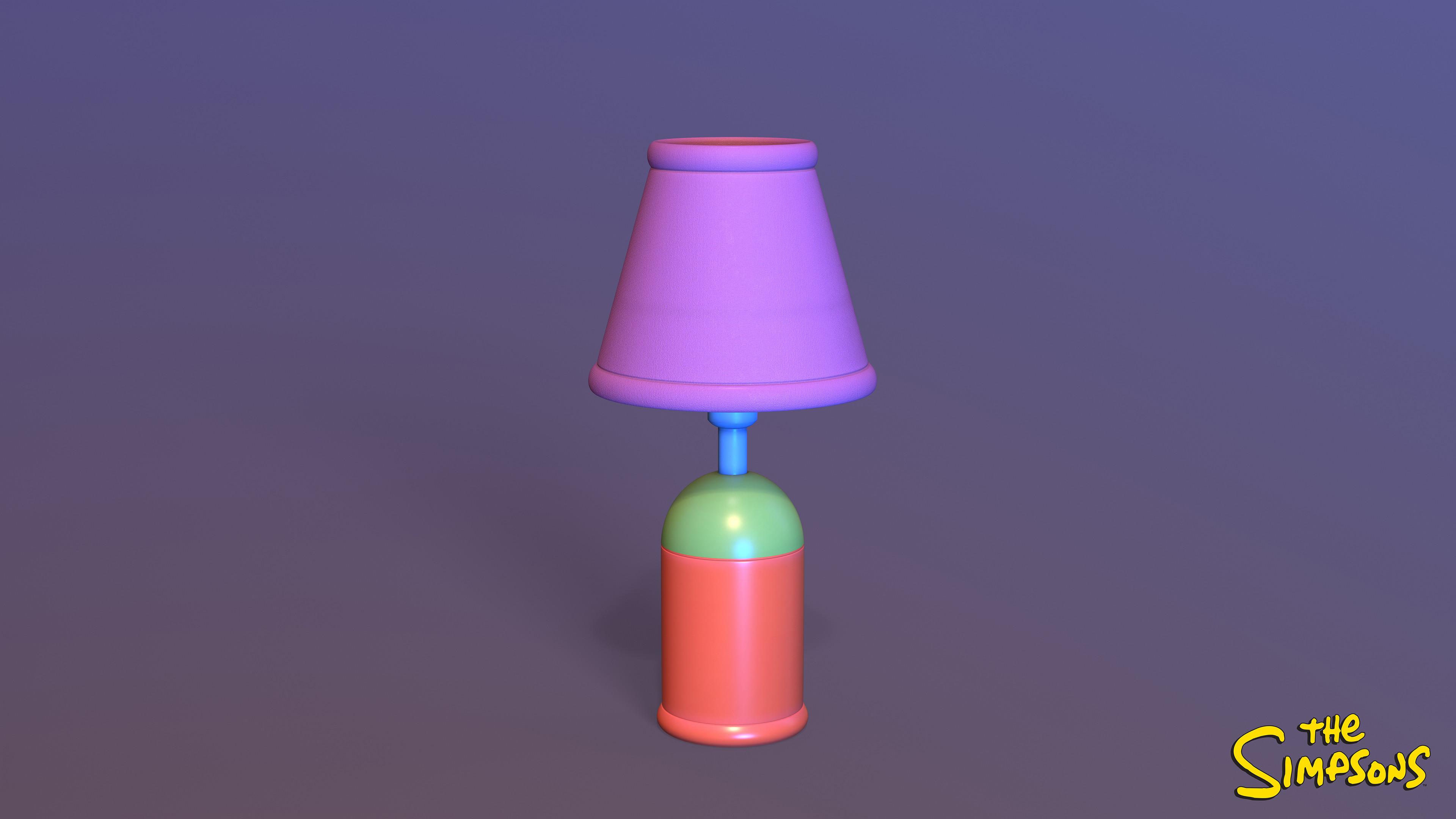 Table Lamp Beauty
