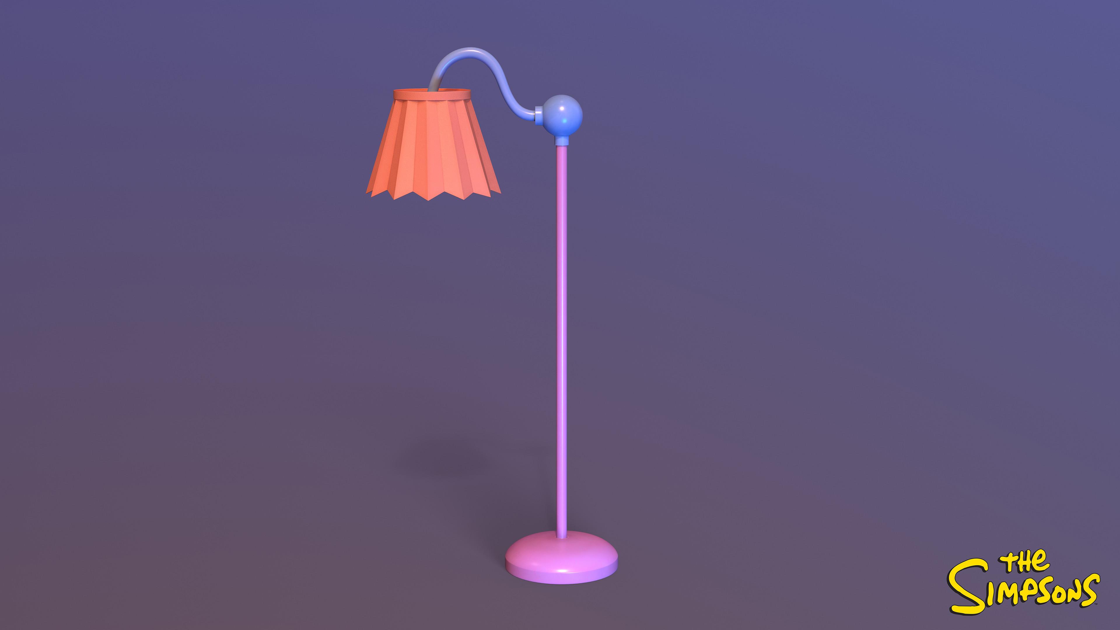 Floor Lamp Beauty