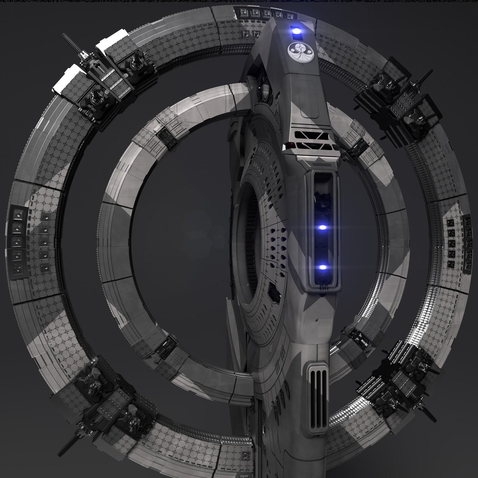 Foundation - Spacecraft