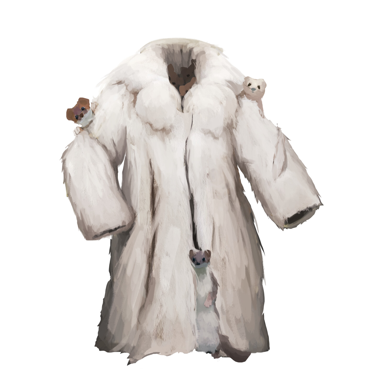 Coat of Many Pelts